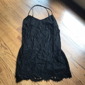 Lacey Black Dress 🖤
